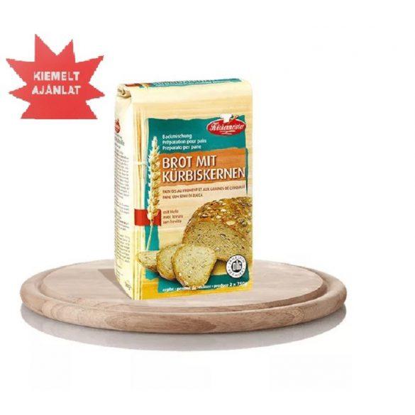 Tökmagos Kenyér Sütőkeverék, Kenyérliszt 1kg