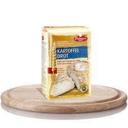Burgonyás Kenyér Sütőkeverék, Kenyérliszt 1kg