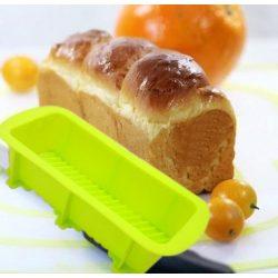 Kenyérsütő forma, szilikon sütőforma, kenyérforma