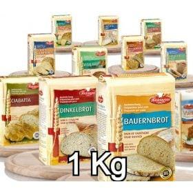 KenyérSütőkeverék, Kenyérliszt 1kg